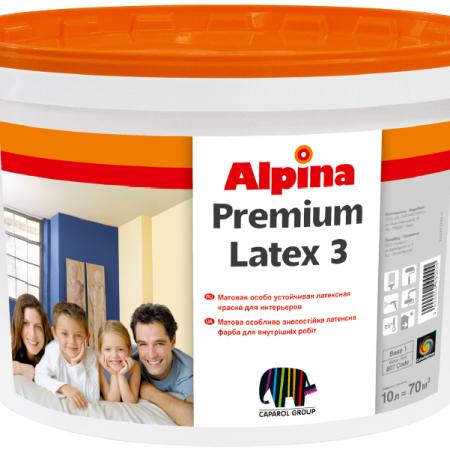 Alpina PremiumLatex 3