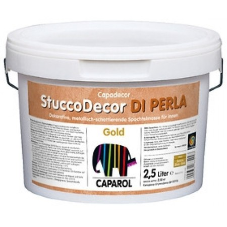 Caparol Stuccodecor Di Perla gold
