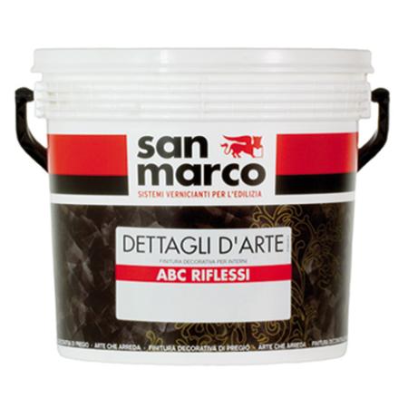 San Marco ABC Riflessi декоративная отделка с переливающимся эффектом 4л