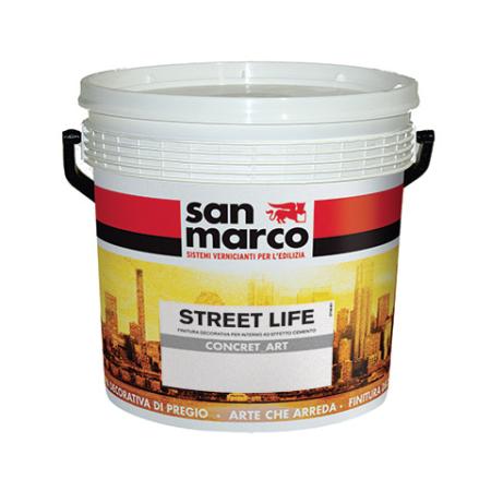 San Marco Concrete art