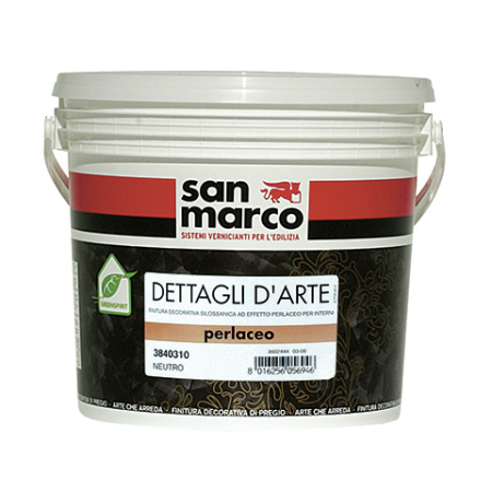 San Marco Perlaceo покрытие с перламутровым эффектом