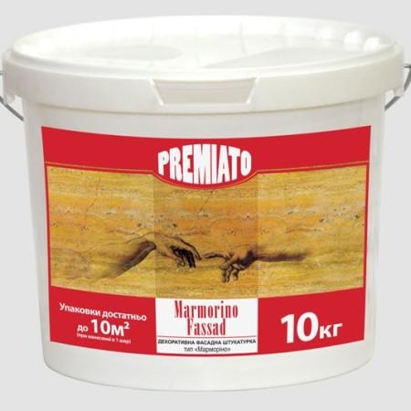 Premiato Marmorino штукатурка на основе мраморной крошки 20 кг