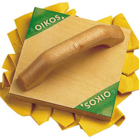 Oikos тампон на деревянной основе