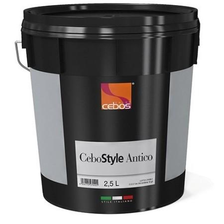 Cebos CeboStyle Antico краска c металлическим эффектом 5л