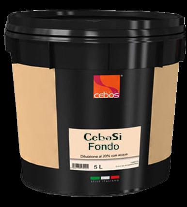 Cebos CeboSi Fondo акриловый грунт 10л