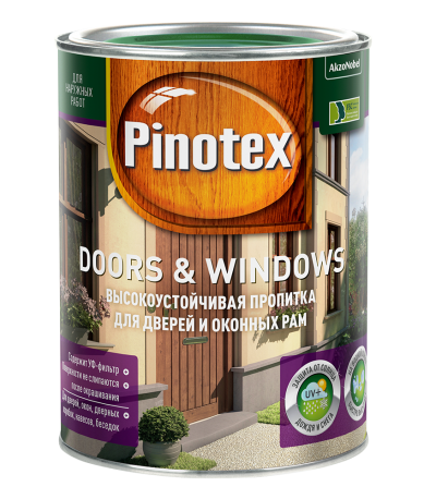 Pinotex Doors&Window