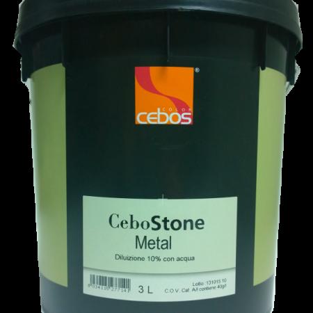 Cebos CeboStone Metal материал с эффектом песчаных дюн 5л