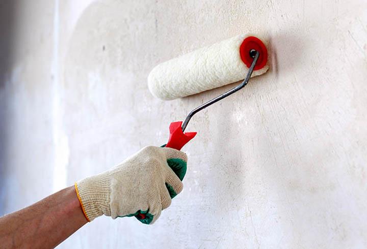 как сделать грунтовку для стен своими руками видео
