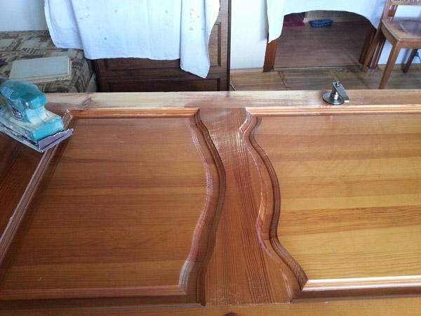 Морилка для древесины