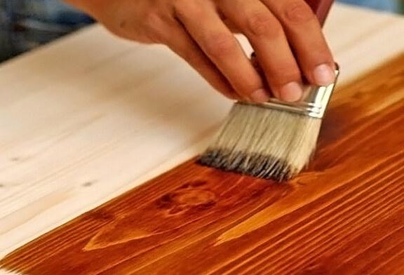 Морилки для древесины и их разновидности