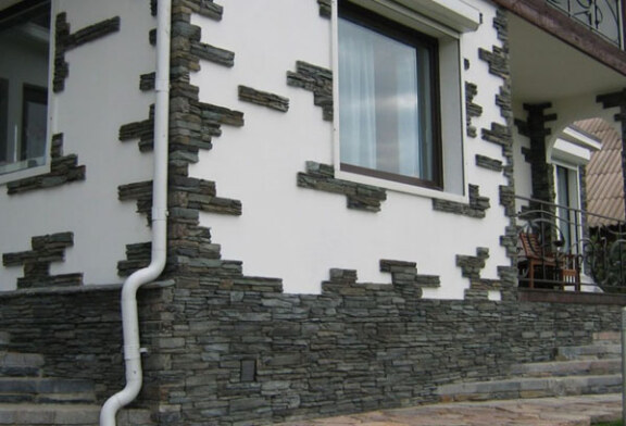Что выбрать для финишной отделки фасада?