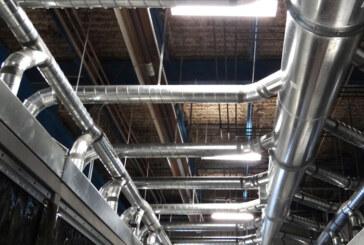 Из чего состоит система вентиляции в помещении