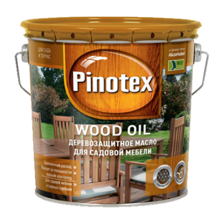 Масла Pinotex Wood Oil 3л