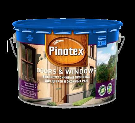 Pinotex Doors & Windows 10л