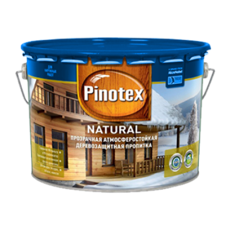 Пропитка Pinotex Natural 10л