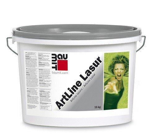 Baumit ArtLine Lasur дисперсионная краска 15кг
