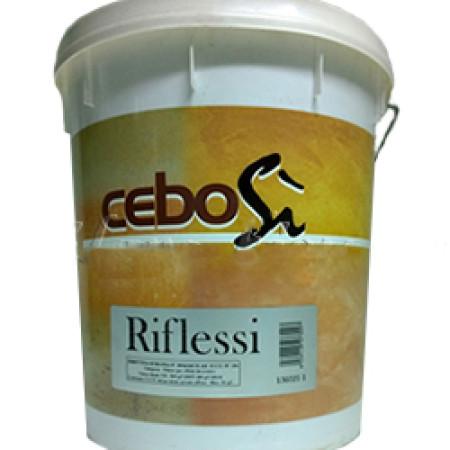 Cebos CeboSi Riflessi покрытие с мягким металлизированным эффектом 5л