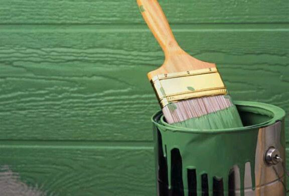 Краска для дерева защитит его от насекомых!