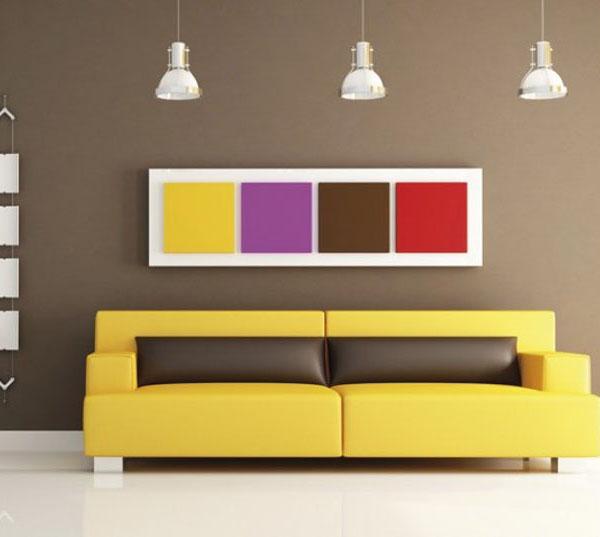 Краска для стен может быть полностью безопасной!