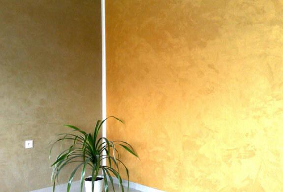 Преобразите жилище с краской с эффектом шелка