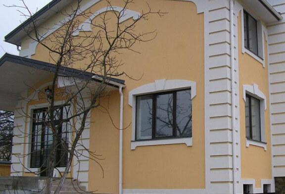 Мы научим вас, как покрасить фасад