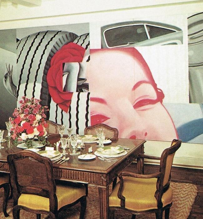 Стиль поп-арт принесет в интерьер вашей квартиры экспрессию и яркость