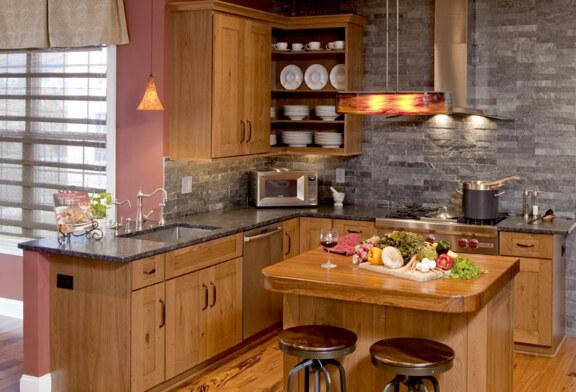 Косметический ремонт на кухне своими руками