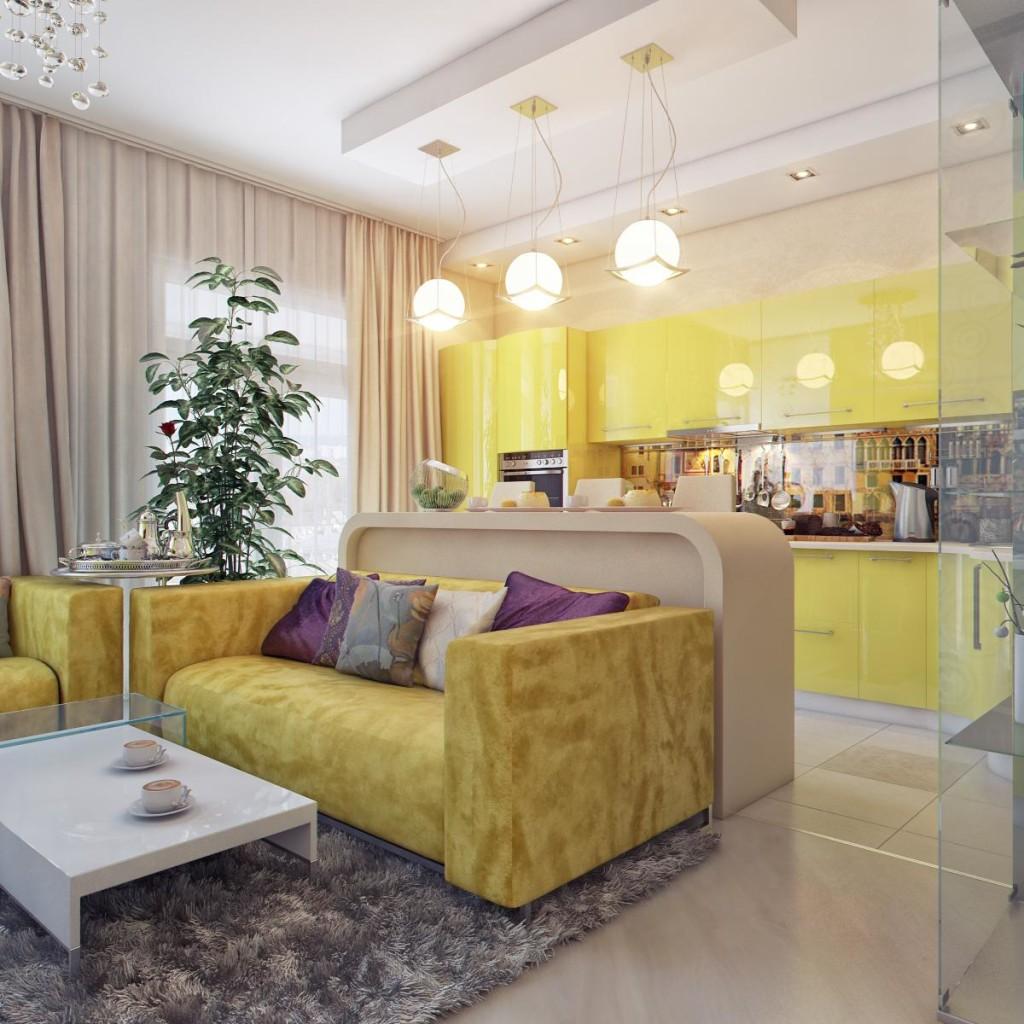 С чего следует начинать оформление гостиной?