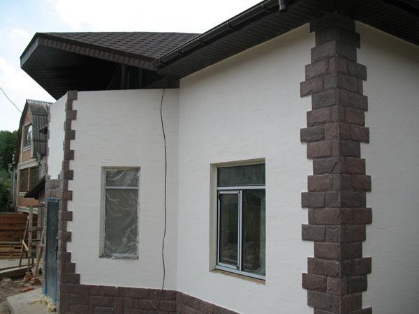 уникальные покрытия для фасада