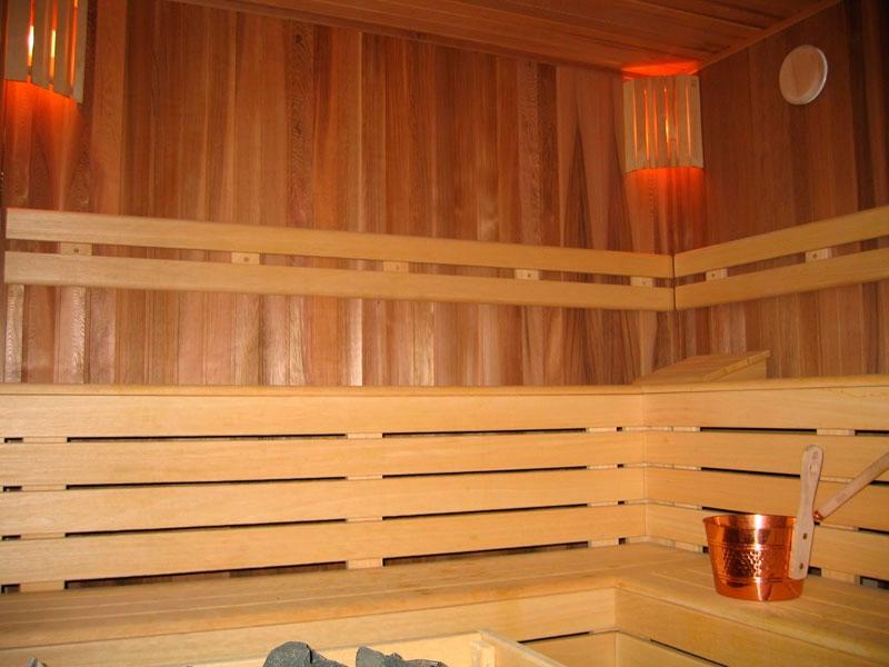 Защитные негорючие обшивки для стен бани