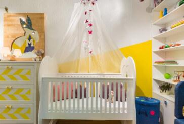 Здоровая атмосфера для здорового ребенка: выбираем краску для детской комнаты
