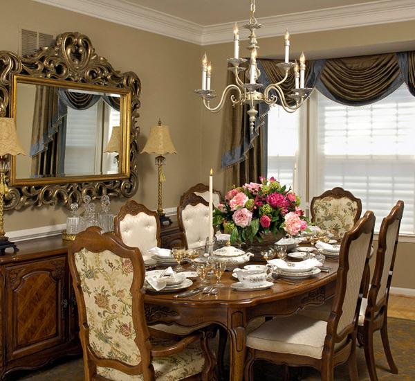 Как создать классический интерьер в современной квартире?