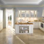 классический стиль на кухне фото