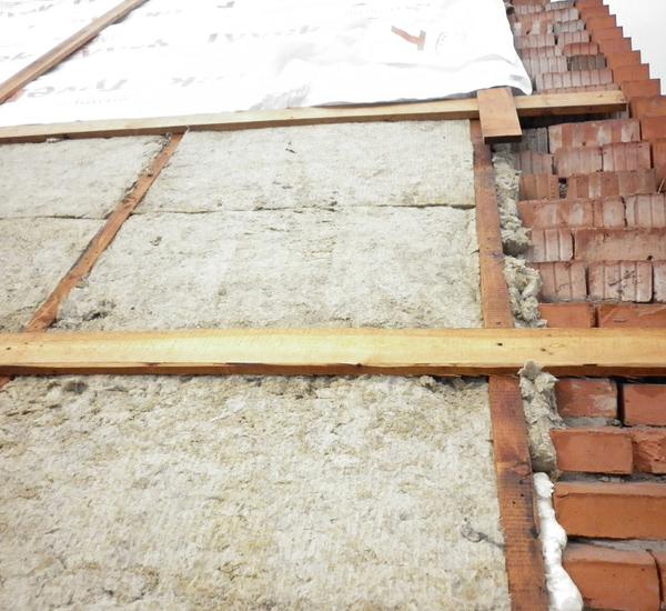 Утепление крыши дома как надежный способ сэкономить на отоплении
