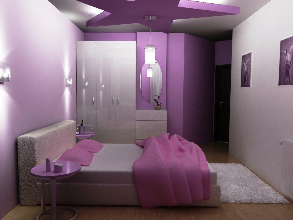 краска для спальни фото