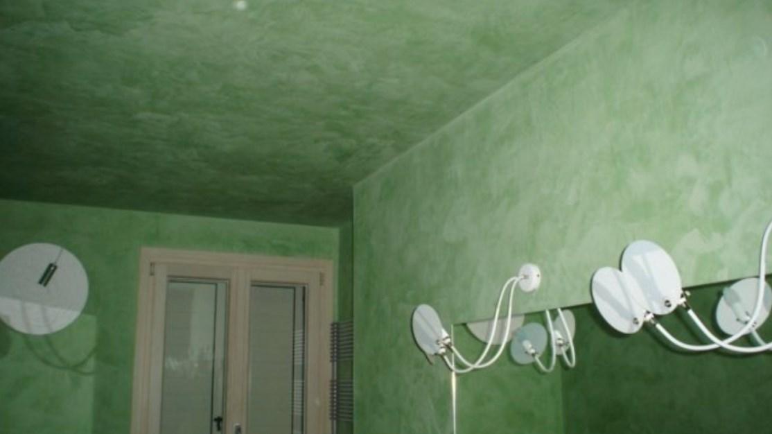 Вам уже приходилось слышать о краске с эффектом шелка?