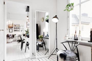 Зеркала в интерьере как оригинальный способ декора
