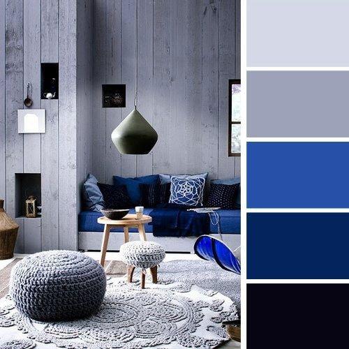 Правильно сочетаем между собой цвета в интерьере. Инструкция от дизайнера