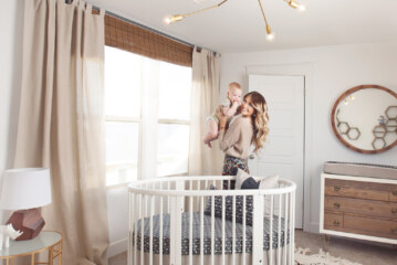 Как сохранить здоровье ребенка при ремонте детской комнаты?