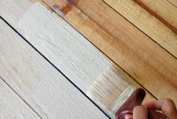 Технология окрашивания древесины своими руками