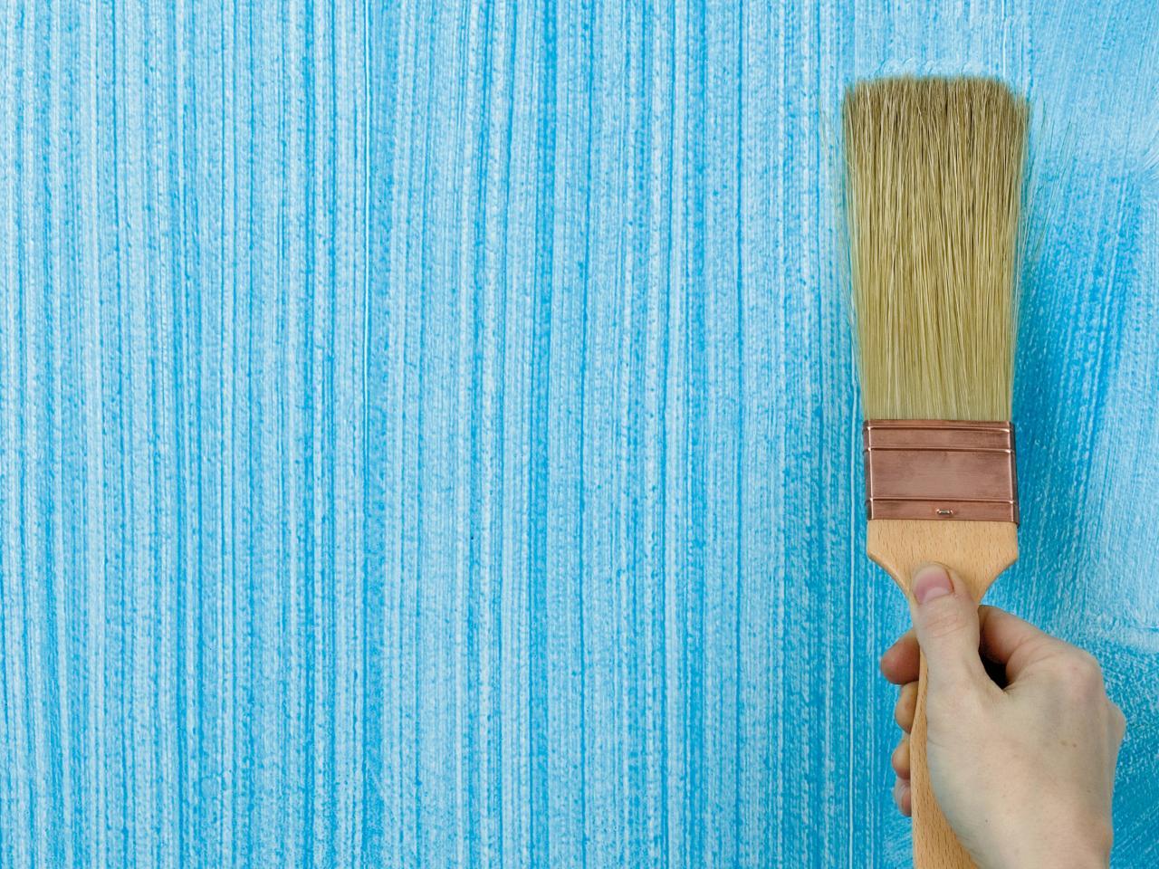 Декоративная краска: мастер класс от специалиста