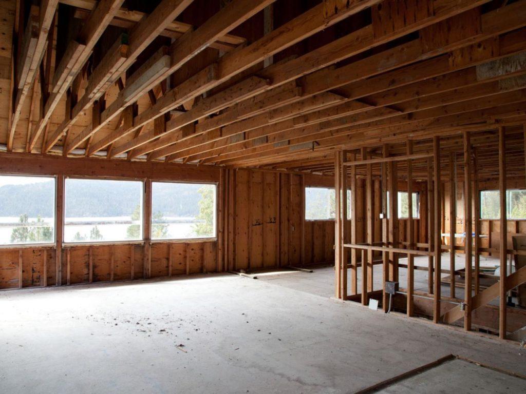 построить дом фото